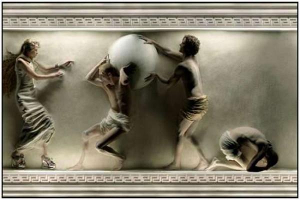 زیباییشناسی هنر یونان و تأثیر آن بر هنر غرب