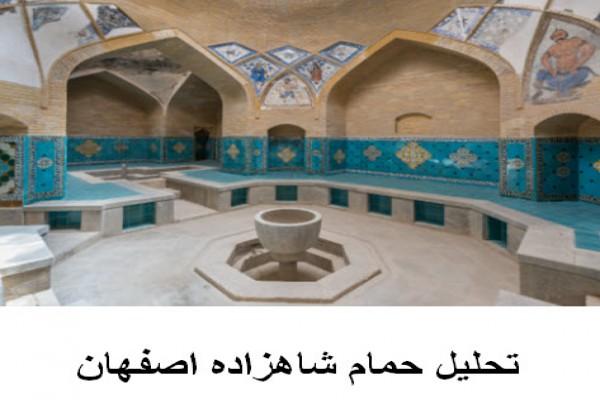 پاورپوینت تحلیل حمام شاهزاده اصفهان