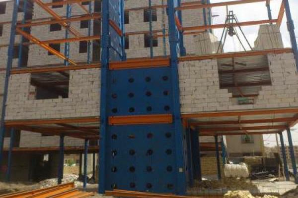 ترمیم و تقویت سازه های بتنی توسط دیوار برشی فولادی